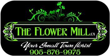 The Flower Mill - Flower Delivery in Milton, ON