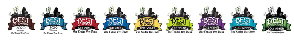 Best of London 2012-2020