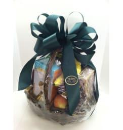 Shiva Basket of Fruit & Kosher Foods