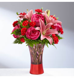 The SweetheartsR Bouquet FTD