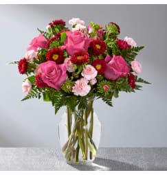 The Precious Heart Bouquet FTD