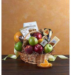 Deluxe Fruit Gourmet Basket