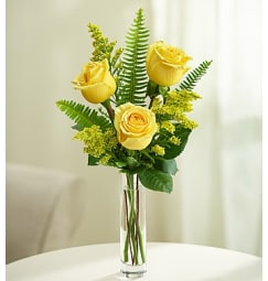 Yellow flowers the chocolate rose flowers pasadena tx florist loves embrace roses yellow mightylinksfo