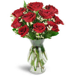 Corunna on florist free flower delivery in corunna on lapiers devoted to you red roses mightylinksfo