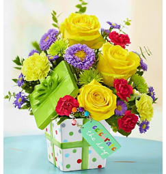 Celebrate The Day Bouquet