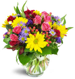 Prosper tx florist same day flower delivery in prosper tx joyful thanks mightylinksfo