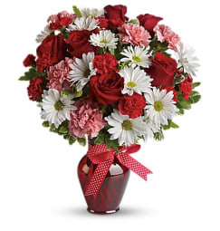 romantic flower arrangements rudy s flower gift shop