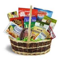 Deluxe Sweet Savory Snacks BasketTM