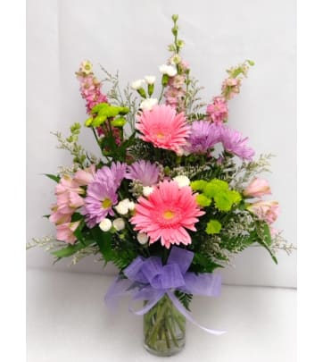 Birthday Flowers For Mom Gonsalves Fasso Flowers Hanford Ca Florist