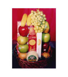 Fruit and Gourmet Treats