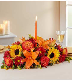 Europe Centerpiece Fall