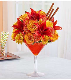 Pumpkin Martini Spice Bouquet
