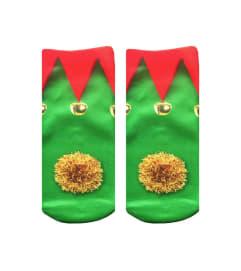 Elf Shoe Socks