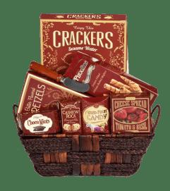 Sweet Savoury Gift Basket