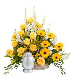 Ray of Sunshine Basket Surround