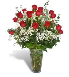 Two Dozen Premium Roses 2019