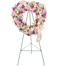 Loving Thoughts Wreath