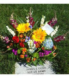 Harmony Gravesite Arrangement