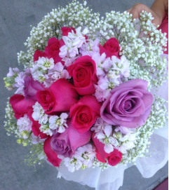 Hand Tied Bouquet #1 Pick up only