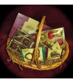 Asher's Chocolates Basket
