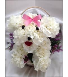 Puppy Dog Bouquet