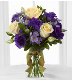THE FTD ANGELIQUE BOUQUET