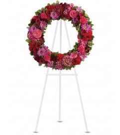 Infinite Life Wreath