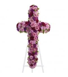She is Loved Cross