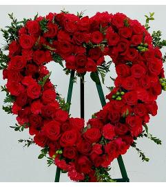 Beautiful Red Heart