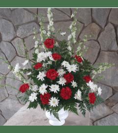 Simple Tribute Basket