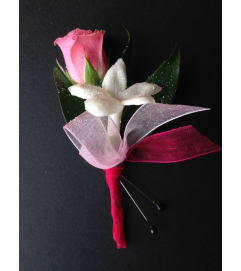 Custom Prom Boutonniere