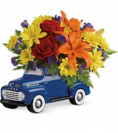 '65 Ford Truck Bouquet