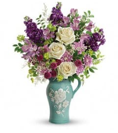 Teleflora Artisanal Beauty Bouquet