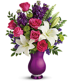 Teleflora's Sparkle And Shine Bouquet