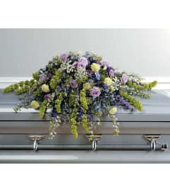 Wildflowers Casket Spray SF19-11