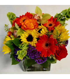colorful Garden Bouquet #2