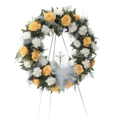 Open Wreath  CTT39-11