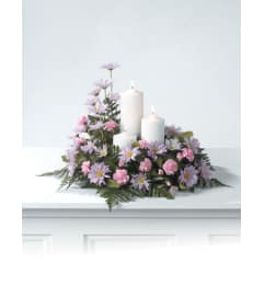 Pillar Candle Arrangement  CTT61-11