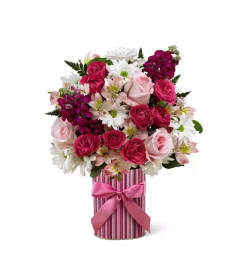 LITTLE MIRACLE GIRL BOUQUET