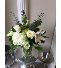 Sympathy Vase Design