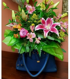 Purse Bouquet