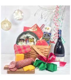 AN EATALIAN CHRISTMAS, dinner & wine