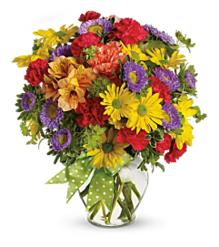 Teleflora - Make a Wish Bouquet