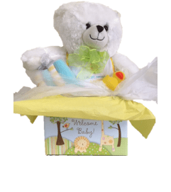 New Baby Bear - Gift Set