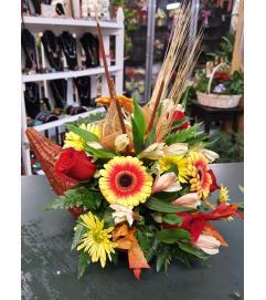 The Fall Harvest Cornucopia