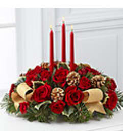 FTD - The Celebration of the Season Centerpiece