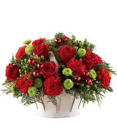 FTD WINTER WISHES BOUQUET 2017