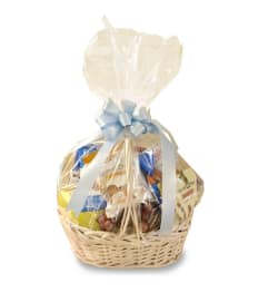 Healthy Snacks Gift Basket