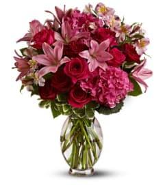 Head Over Heels - by Jennifer's Flowers