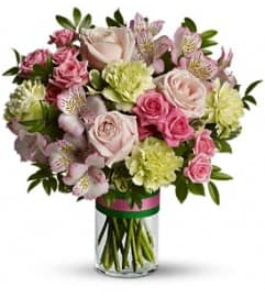 Priscilla Pink Bouquet